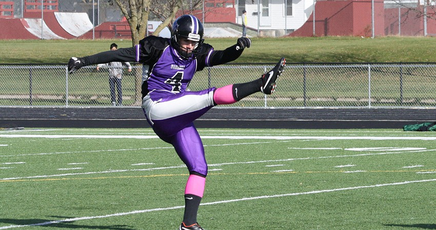 Waldorf's Dustin Wilke (above) was an All-NSAA First Team selection as a kicker and punter this season.