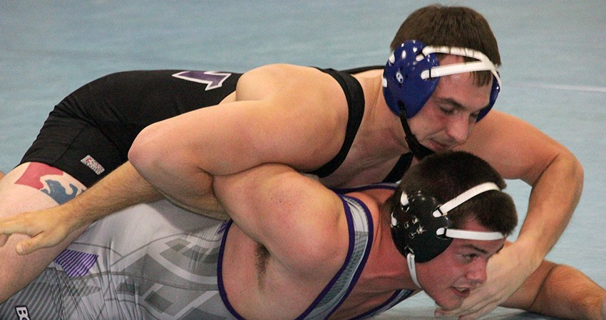 Waldorf's Ryan Dugger (above) ended his career in Saturday's NAIA Central National Qualifier.