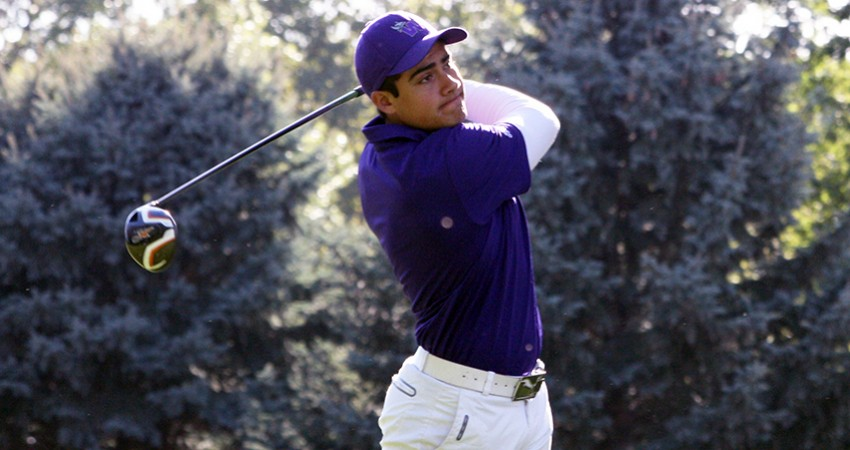 Zabdiel Flores (above) and Waldorf open the season in the Graceland Invitational, starting on Friday.