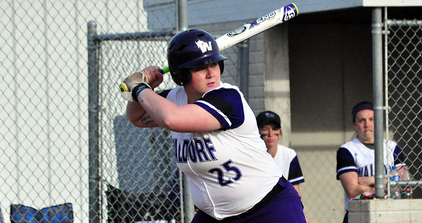 Waldorf's Kennedy Vinchattle (above) was honored as the NSAA Player of the Week on Monday.