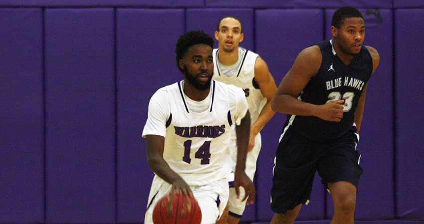 Waldorf's Falmata Tula (center) was honored as the NSAA Player of the Week on Monday.