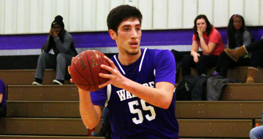Kaden Verdin (above) leads Waldorf with 11.6 points a game heading into Thursday's NSAA Tournament quarterfinal.