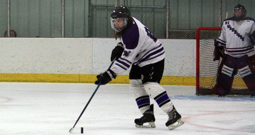 Jake Taylor (above) lifted Waldorf to a 4-3 shootout win over No. 10 Lewis on Friday.