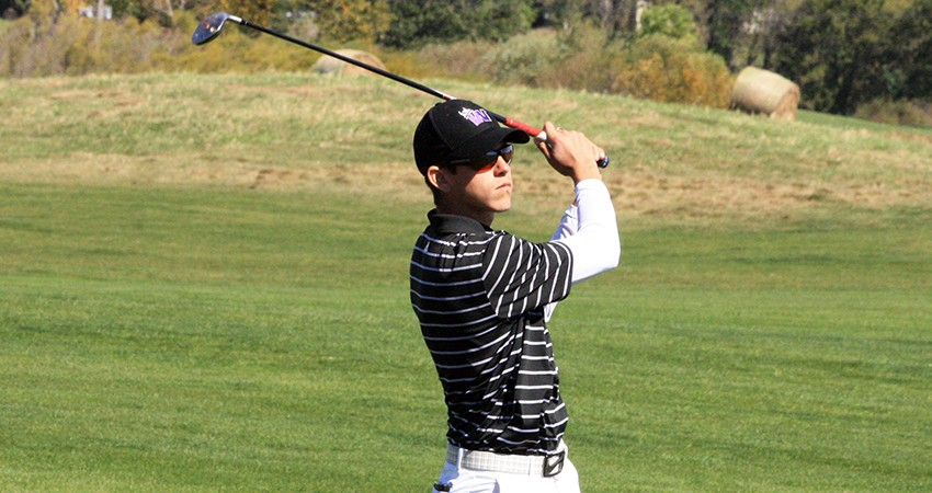 Waldorf�s Hugo Becerra (above) tied for 13th with a 160 in the fall NSAA Championships.