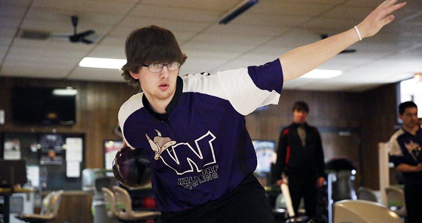 Michael Templin (above) returns for Waldorf's young, but experienced team this season.