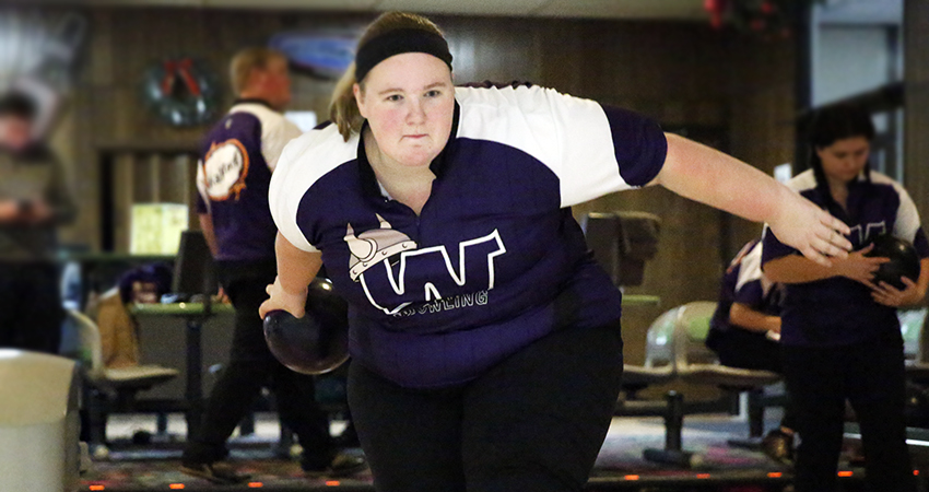 Photo for Warrior men's bowlers finish 8th, women take 13th at season-opening tournament