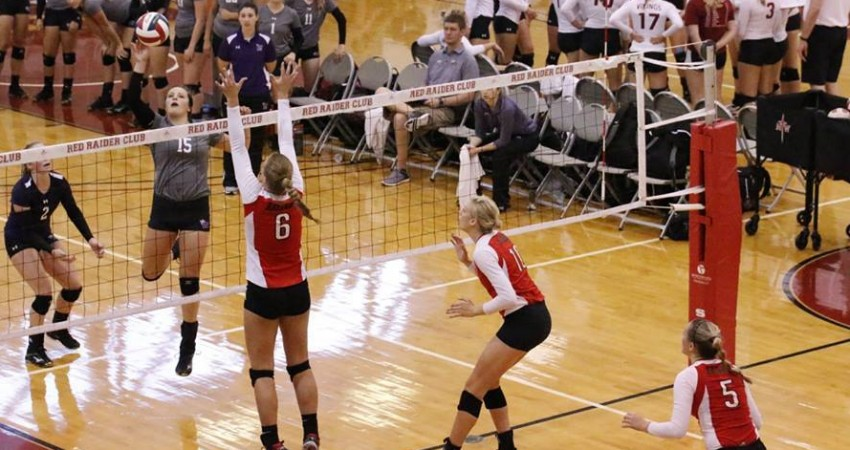 Platzek (15) averaged 14 kills per match at the Knights Classic