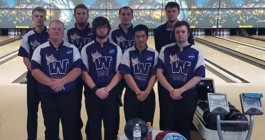 Photo for Five Waldorf bowlers finish in Top 10 overall during Day 1 of Stout State Open